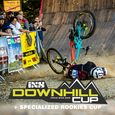 iXS DOWNHILL CUP + SPECIALIZED ROOKIES CUP